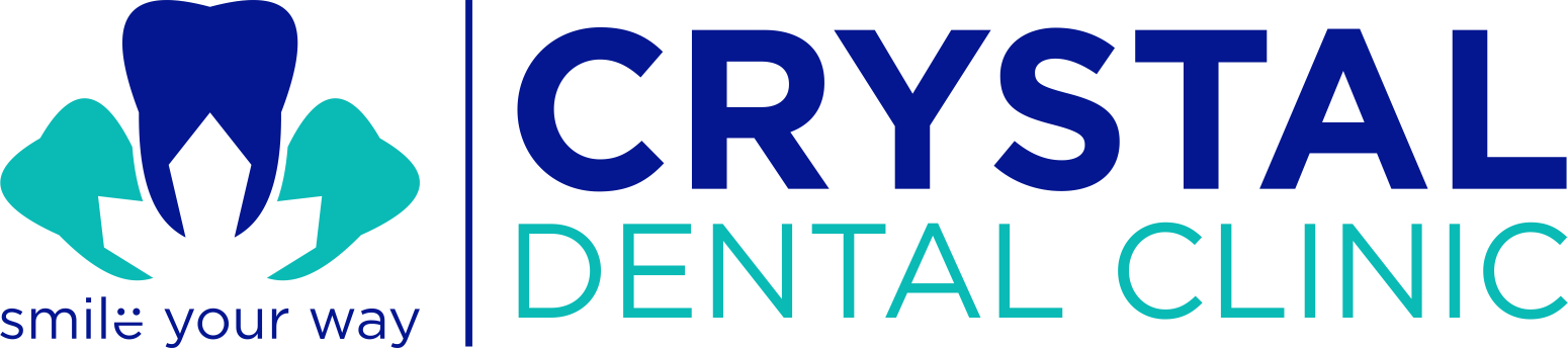 Crystal Dental Clinic Logo